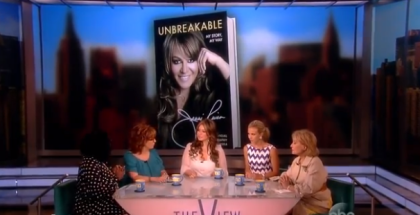 Chiquis Rivera guest cohosts The View