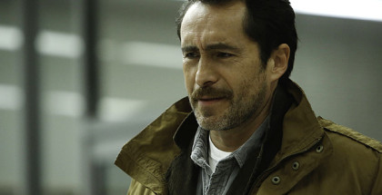 THE BRIDGE - Pictured: (L-R) Demian Bichir as Marco Ruiz. CR: FX Network