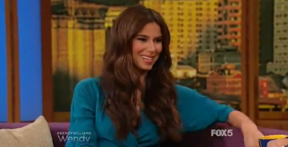 Roselyn Sanchez Wendy Williams