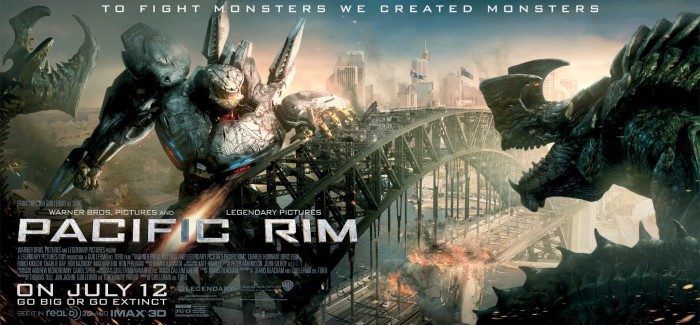 Dos Lives Invites You to Pacific Rim Advanced Screenings