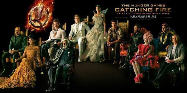 WorldView: The Hunger Games- Catching Fire (Trailer)