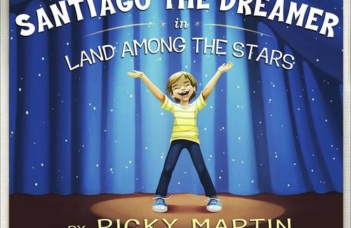 Ricky Martin Writes First Childrens Book 'Santiago The Dreamer'