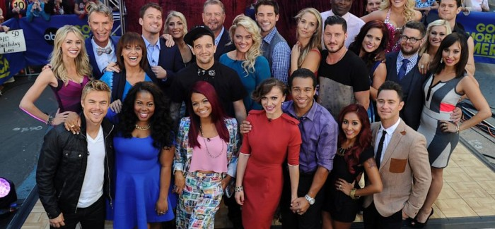 Dancing With The Stars 2013 Season 17 Cast Revealed
