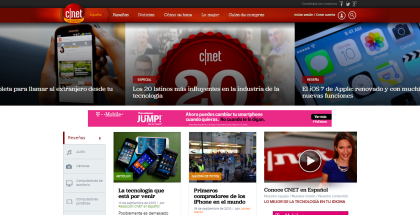 CNET Espanol Launches