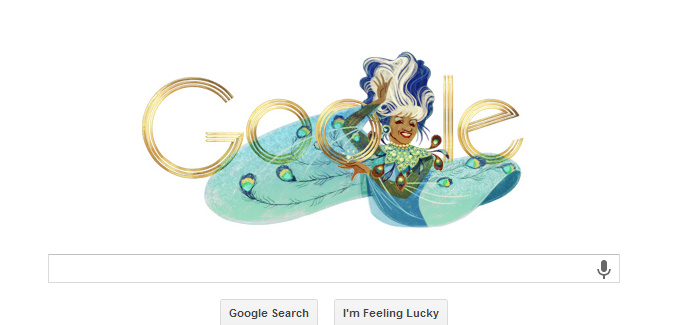 Celia Cruz, queen of Salsa, gets Google Doodle today