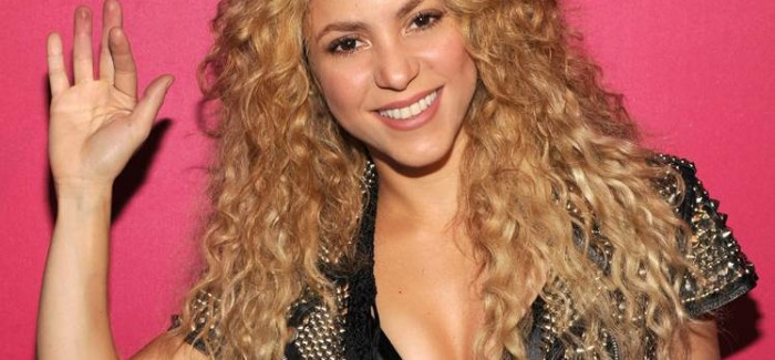 Videos: Shakira Performance at Bryant Park