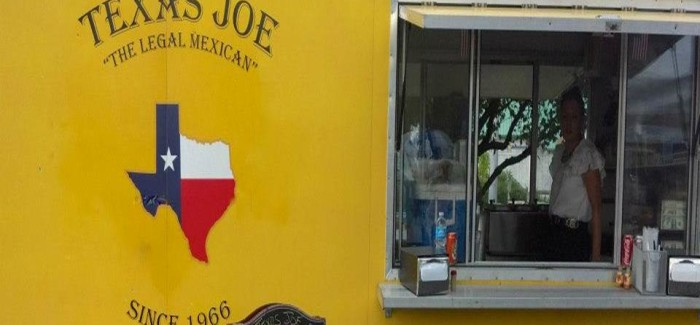 """Texas Joe """"The Legal Mexican"""" a Cincinnati Area Food Truck Causes Controversy over Name"""