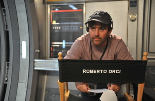 Roberto Orci Talks About Producing 'Enders Game', Changing Over The Years And Gives Advice For Young Writers