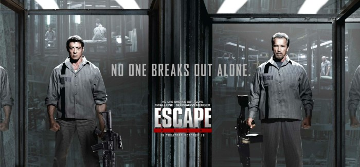Dos Lives Invites you to 'Escape Plan' Advanced Screening