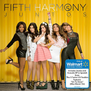 "Fifth Harmony Releases ""Juntos"" Spanish-Language EP [Official Artwork + Tracklist]"
