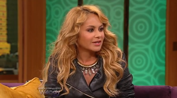 Paulina Rubio Visits The Wendy Williams Show To Talk About X Factor