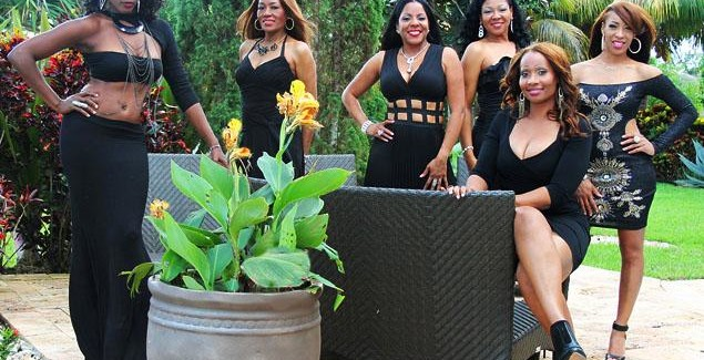 'Caribbean Wives of South Florida' Red Carpet Premiere Set for New York City