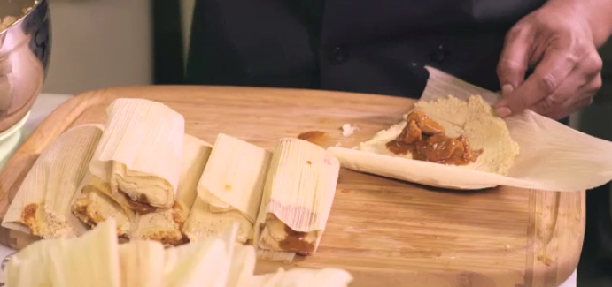 Chef Juan Mondragon's Five Tips for the Perfect Tamales