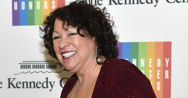 Justice Sonia Sotomayor to Lead New Year's Eve Countdown