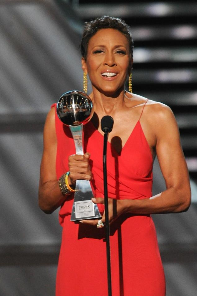 Robin Roberts Coming Out