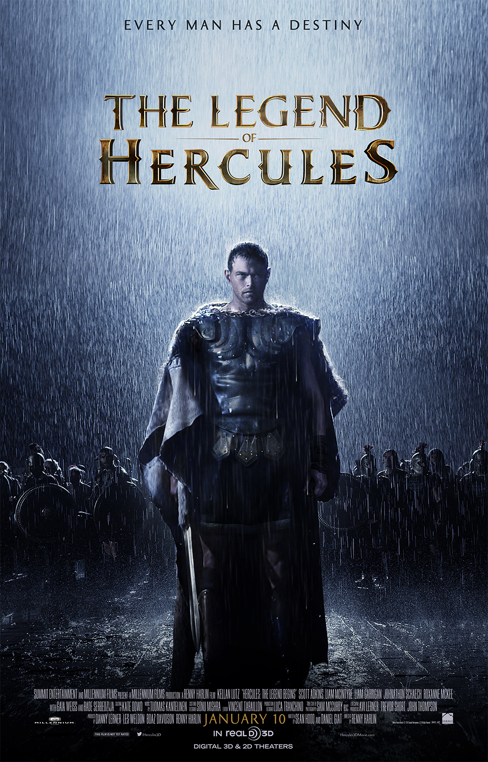 Legend of Hercules 1