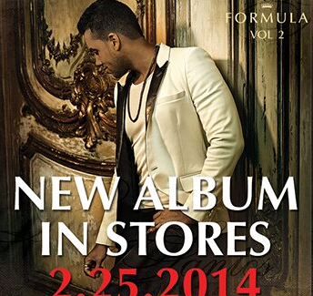 Romeo Santos Releases New Album 'Formula Vol. 2′ Promo Video