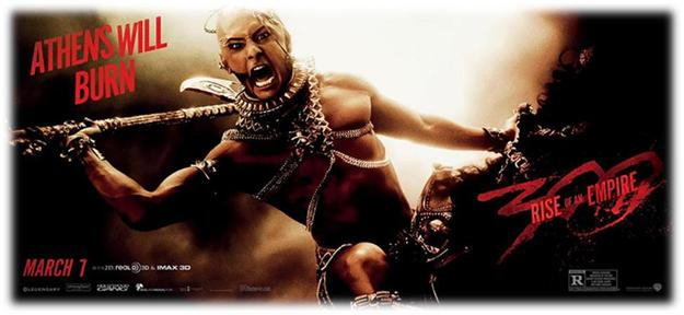 "300: Rise of an Empire ""300 Minute"" Giveaways"