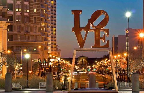 Top 50 Cities to Find Love