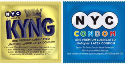 NYC Condoms KYNG