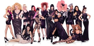 RuPaul's Drag Race Season Six Down to the Fierce Five