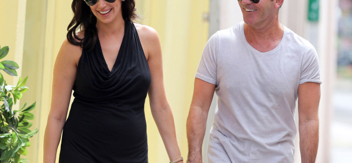 Simon Cowell Welcomes Baby Eric