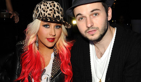 how long has christina aguilera been dating matt rutler