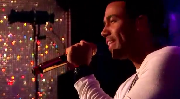 Preview: Romeo Santos on ABC's The Bachelor