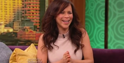 Rosie Perez Wendy Williams