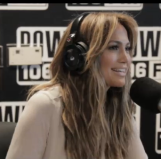 Jennifer Lopez Live Streams Her Visits To Power 106 (Full Interview)