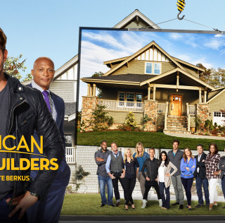 Nate Berkus Talks To Us About His New Show 'American Dream Builders'