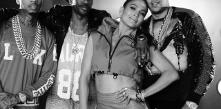 New Music: Jennifer Lopez feat Big Sean, French Montana & Tyga – I Luh Ya Papi [Remix]