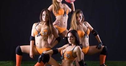 Latin American Bikini Football League