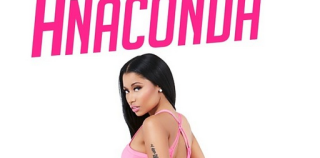 Nicki Minaj – 'Anaconda' Leaks HQ