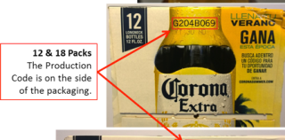 Corona Extra Beer Recalled Due to Particles of Glass in Bottles
