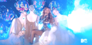 Beyoncé Performs Medley at the 2014 Video Music Awards