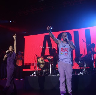 Calle 13 'Multi_Viral' Tour NYC Pictures