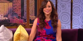 "Rosie Perez Talks about Co-hosting ""The View"" on the Wendy Williams Show"